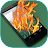 Fire Screen Prank logo