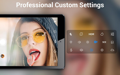 HD Camera - Easy Selfie Camera, Picture Editing 1.2.9 12