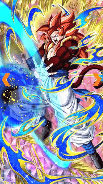 天下無双の輝き・超サイヤ人4ゴジータ
