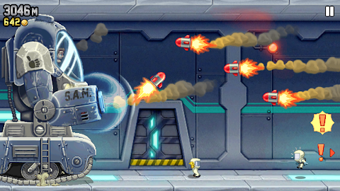 Jetpack Joyride Screenshot 12