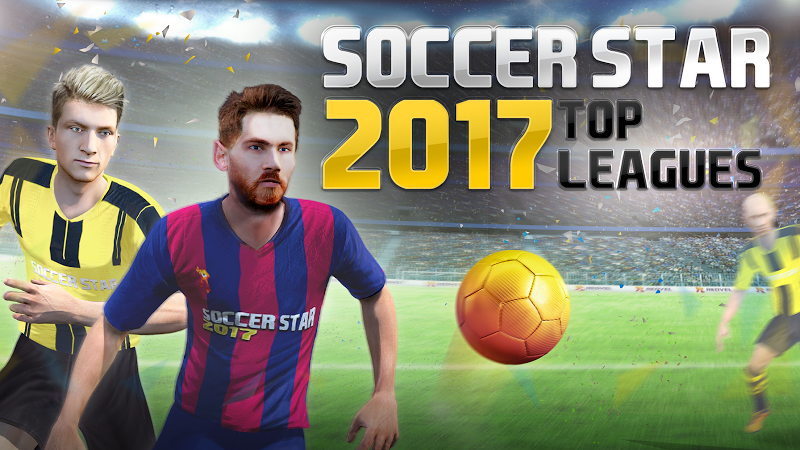Soccer Star 2017 Top Leagues v0.5.4 [Mod Money]