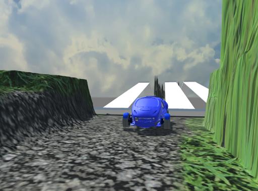 Hill Edge Racing 3D  screenshots 1