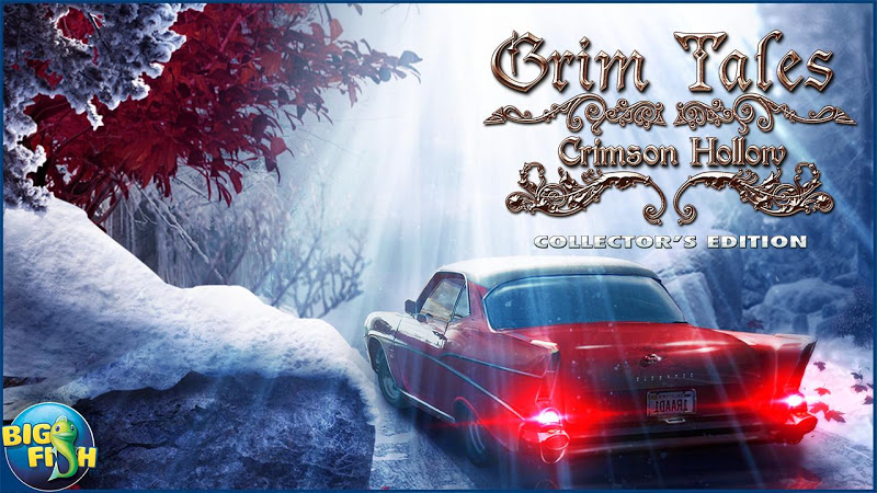 Grim Tales: Crimson Hollow Collector's Edition v1.0.0 (Full)