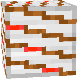 A redstone electromagnet.