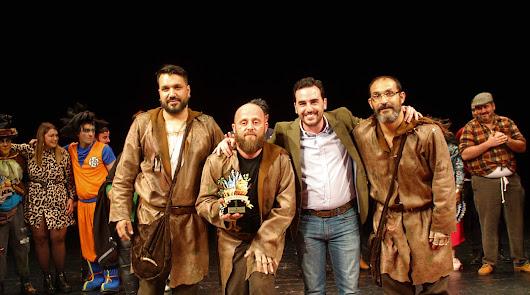 El Carnaval de Almería canta en apoyo de la Sanidad pública