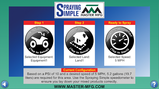 Spraying Simple by Master Mfg - náhled