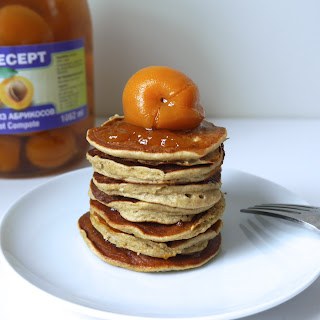 Healthy Oatmeal Cinnamon Pancakes Recipes