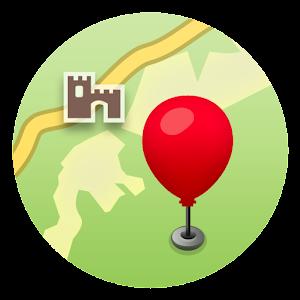 aplikacja mapy.cz