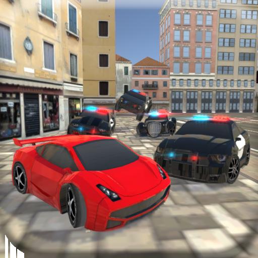 Seahawks City Police Pursuit