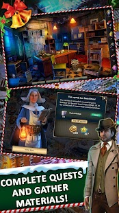 Coastal Hill Mystery - Free Hidden Objects Game- screenshot thumbnail