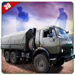 Army Truck Driver 3D - Heavy Transporter Challenge Icon