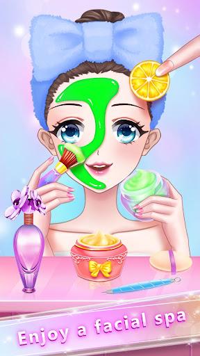 ud83dudc67ud83dudc67Anime Girl Fashion Makeup  screenshots 20