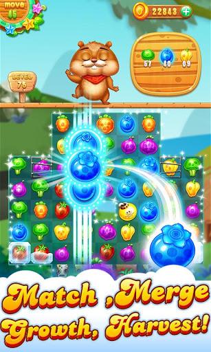 Farm Harvest 2 -  Match 3 Game 3.8.12 Mod screenshots 3