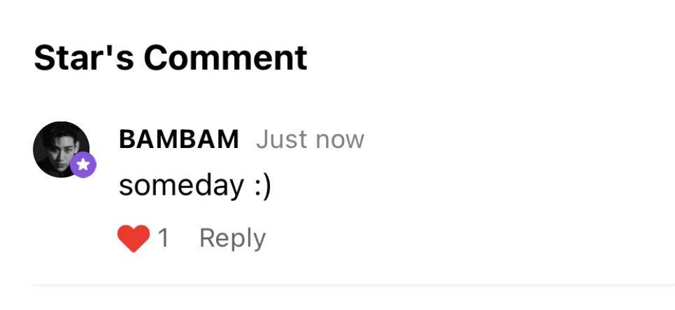 someday bambam