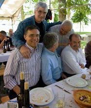 Photo: Los 4 más estudiosos de la clase (varones)