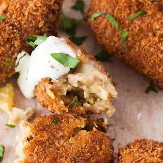 Pork and Fennel Potato Croquettes Recipe