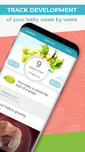 App Pregnancy Tracker & Countdown to Baby Due Date APK for Windows Phone
