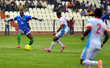 Photo: Alhadji Kamara        [Leone Stars v DR Congo, 10 September 2014 (Pic © Darren McKinstry / www.johnnymckinstry.com)]
