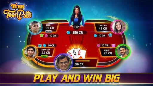 Tubb Teen Patti - Indian Poker - TTP 2.5 screenshots 1