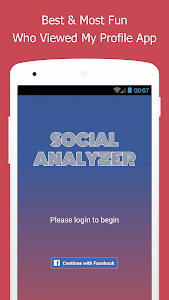 Social Analyzer Pro - Friends & Followers Tracker 2 0 0 APK for Android