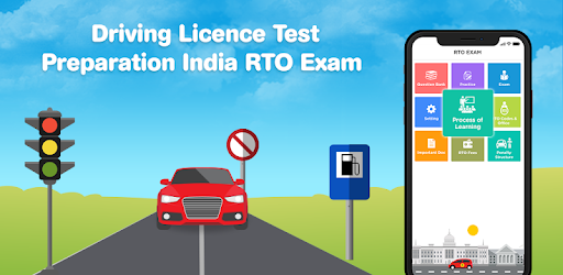 Driving License Test Preparation India: RTO Exam