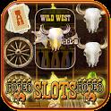Wild wild west slot machines icon