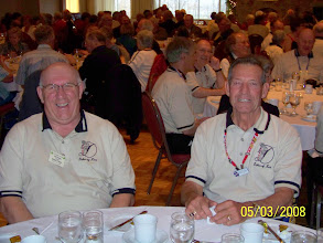 Photo: Ted King and Eugene Spinney