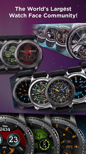 WatchMaker Watch Faces 5.1.8 screenshots 8