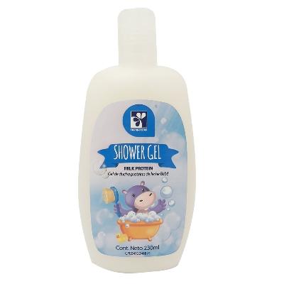 shower gel farmatodo bebe proteina de leche 230ml