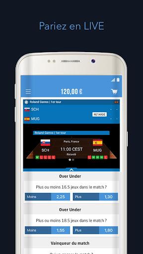 Genybet – Paris hippiques et sportifs screenshot 6