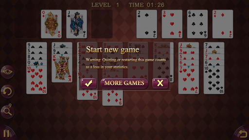 FreeCell android2mod screenshots 6