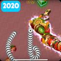 Snake zone : snakezonaworm.io icon