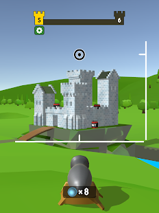 Castle Wreck Screenshot