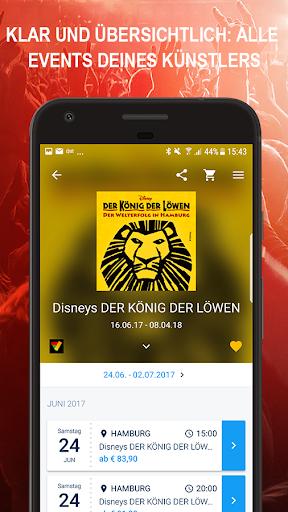 EVENTIM DE screenshot 4