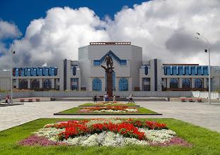 Photo: Новосибирск памятник Покрышкину
