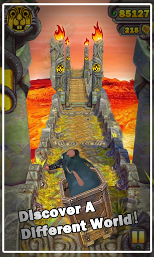 Endless Run Sewer Escape 3D