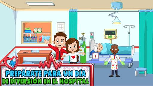 My Town : Hospital screenshot 4