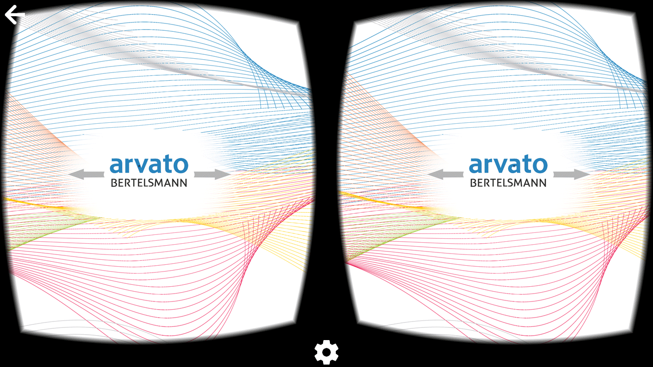 arvato Systems VR- screenshot