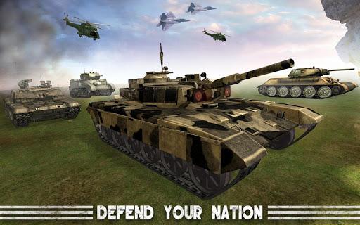 Modern Army Tank War Machine -Tank Shooting Games 12 screenshots 10