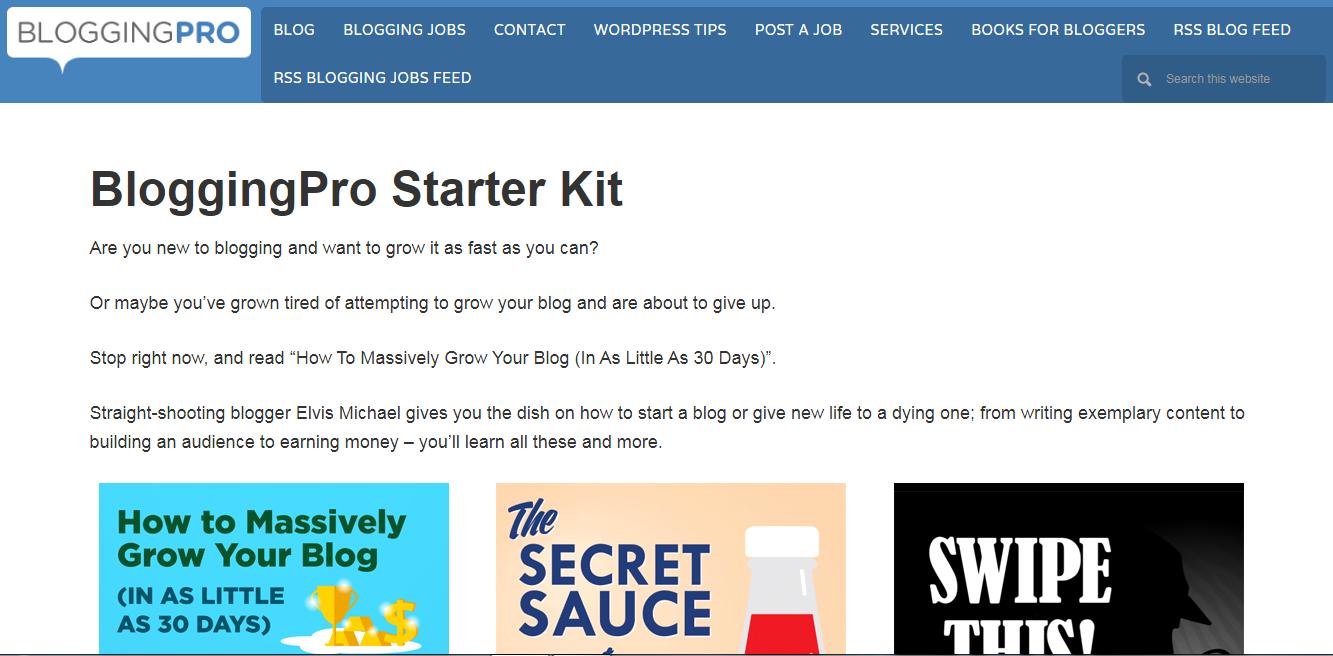 Bloggingpro.com