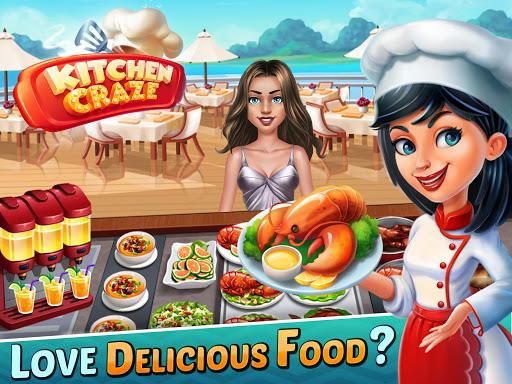 Kitchen Craze: Master Chef Cooking Game 1.6 screenshots 11