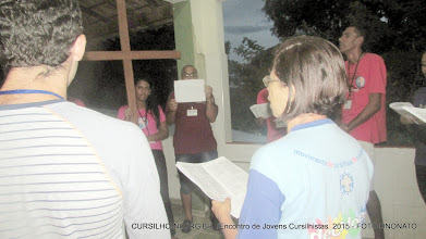 Photo: Encontro Regional de Jovens Cursilhistas  do Regional Leste I - 20 à 22 de Março de 2015