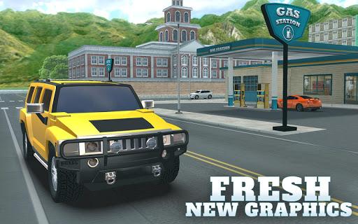 City Car Driving & Parking School Test Simulator apkdebit screenshots 3