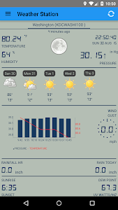 Weather Station 3.8.3 (Unlocked)
