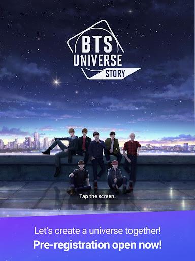 BTS Universe Story apktram screenshots 7