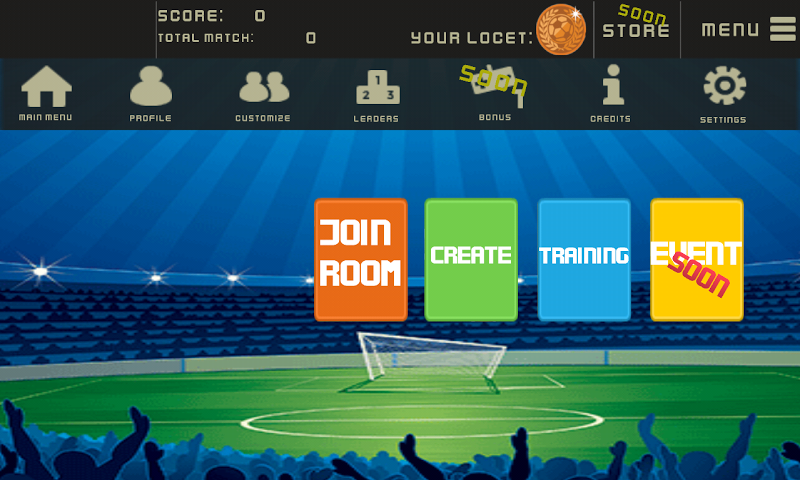 android Soccer Physics V2 Screenshot 8