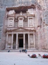 Photo: The Treaury at Petra