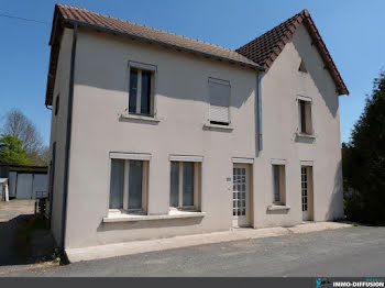 maison à Sainte-Sévère-sur-Indre (36)