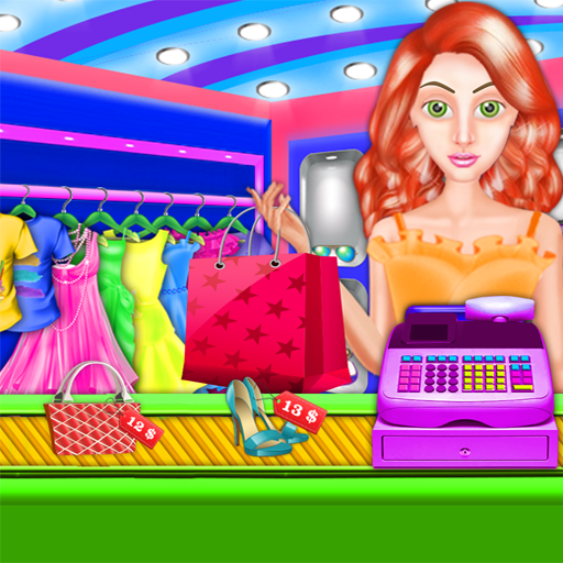 Fashion Boutique Cash Register