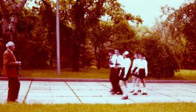 Photo: Monument to the Unknown Sailor, Shevchenko Park in Odessa Vahdinvaihto 1976
